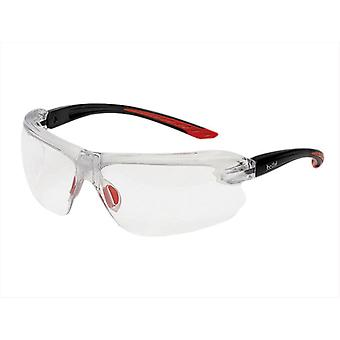 Bolle Safety IRI-S Safety Glasses - Clear Bifocal Reading Area +1.5 BOLIRIDPSI15