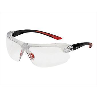Gafas de seguridad Bolle Safety IRI-S - Zona de lectura bifocal transparente +1.5 BOLIRIDPSI15