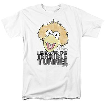 I Survived The Terrible Tunnel Fraggle Rock T-Shirt