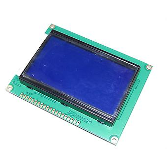 128x64 Blue Graphic LCD Module