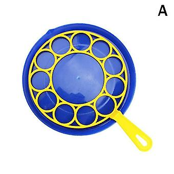 Large Tray Set, Soap Bubble Making Machine Toy, Outdoor Activities Party