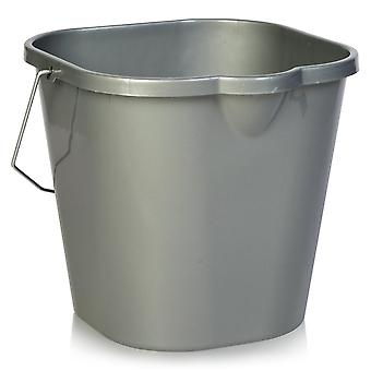 Wham Storage Everyday 10 Liter Square Bucket