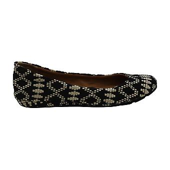 American Rag Womens ELLIE Fabric Closed Toe Slide Flats