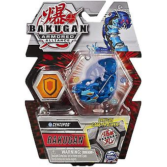 Bakugan Armored Alliance 1 Pack 2 Inch Figure Centipod (Aquos Faction)
