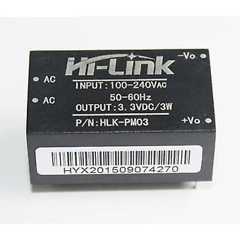 1 St Ac/dc 220v Till 3.3v 3w Mini Power-supply-modul,
