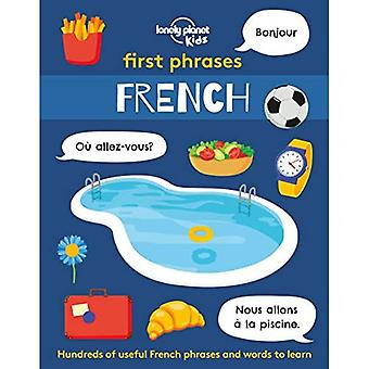 First Phrases - French (Lonely Planet Kids)