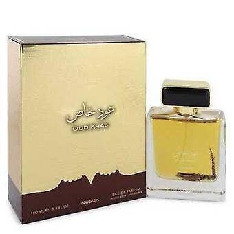Oud Khas By Nusuk Eau De Parfum Spray (unisex) 3.4 Oz (women) V728-545899