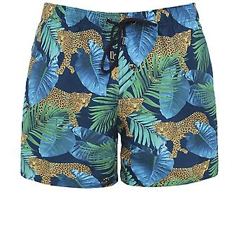 Franks Jungle Cat Swim Shorts