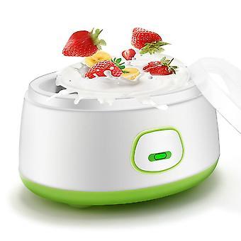 Automatische Energieeinsparung Hochwertige elektrische Joghurt Maker Maschine (weiß)