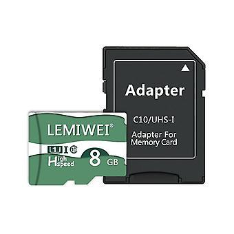 Memory Card Tf Flash Card High Speed Class 10 Uhs-i Transflash Memory Card