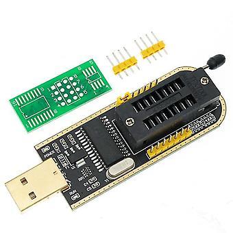 USB programátor modul + Soic8, Sop8 Test klip pre Eeprom 93cxx / 25cxx / 24cxx
