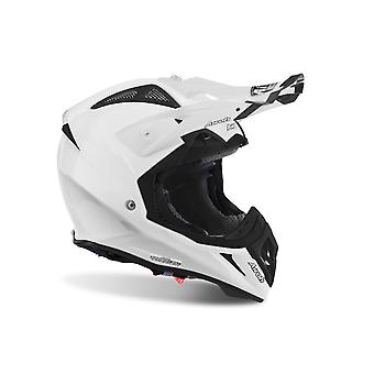 Airoh Aviator 2.2 Color Off Road Motocross & ATV Helmet White