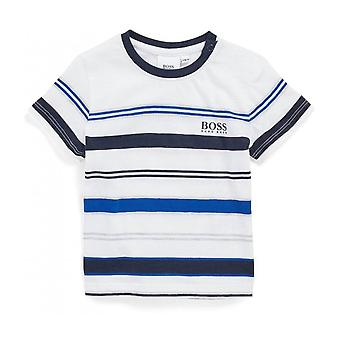 Hugo Boss Boys Hugo Boss Infant Boy's Raidallinen T-paita
