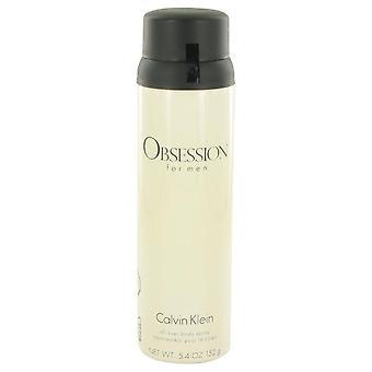 Besatthet Body Spray av Calvin Klein 5,4 oz Body Spray
