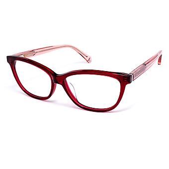 Ladies'Spectacle frame Longchamp LO2619-602 Red (ø 54 mm)