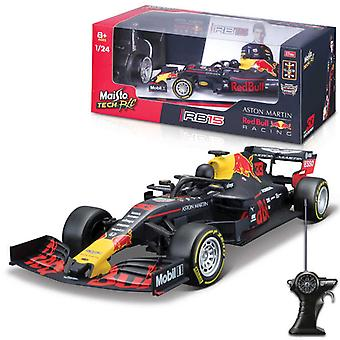 1:24 F1 2018 Red Bull Aston Martin RB15 Verstappen Radio Controlled Toy