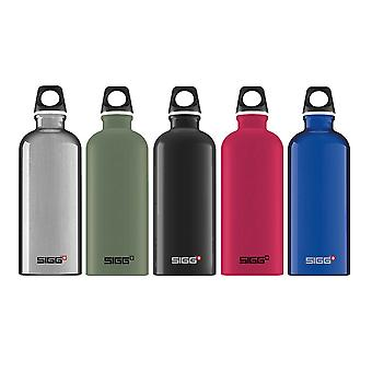 Sigg Traveler Fitness Sports Gym Training Water Bottle 600ml