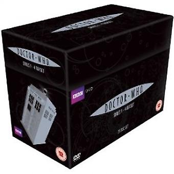 Doctor Who Complete Series 1-4 Box Set DVD