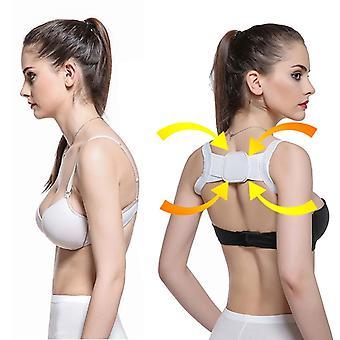 Haltung Korrektor Gerät komfortable Rückenstützen Schultern Brustgürtel