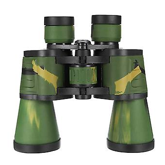 20x50 Outdoor Tactical Binocular Portable HD Optical Telescope Day Night Vision High Clarity 3000M
