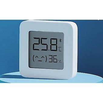 Mijia Bluetooth Thermometer 2 Wireless Smart Lcd Screen Digital Hygrometer Work