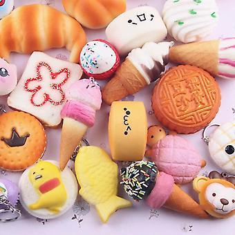 Squishy Food Bread/cake/donut Cute Animal