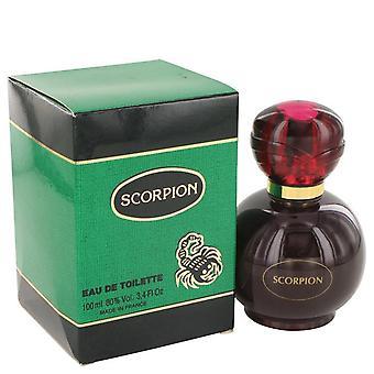 Scorpion Eau De Toilette Spray By Parfums JM 3.4 oz Eau De Toilette Spray