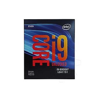 Intel Core I9 9900Kf Lga1151 9Th Gen 8 Kärnor 16 Trådar 16Mb 8Gt