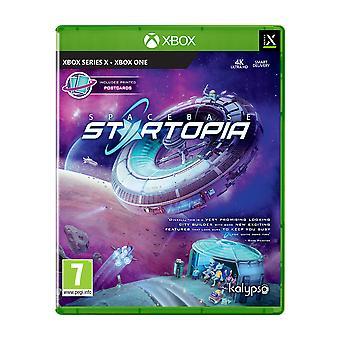 Spacebase Startopia Xbox One   Series X Game