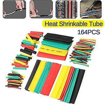 Pe Heat Shrink Tube Assortment Wrap Electrical Insulation Cable
