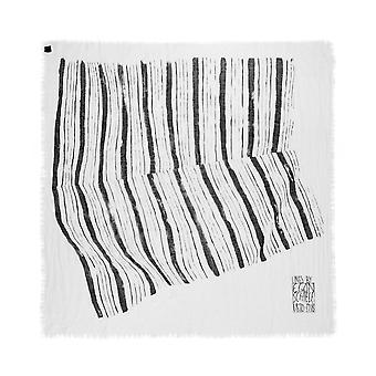 Annette Gortz Fold Silk Blend Scarf
