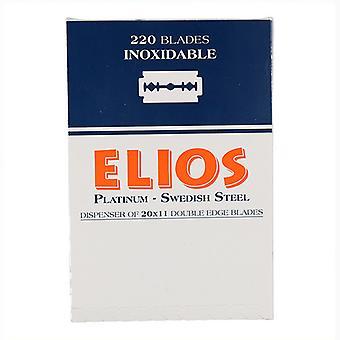 إليوس السويدية شفرات الحلاقة البلاتين 20 × 11