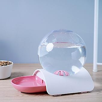 2.8l Pet Cat Bubble Automatic Water Feeder Fountain For Pets Water