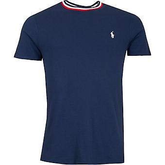 Polo Ralph Lauren Kurzarm gekippt Kragen T-Shirt