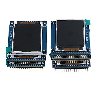 10Piece 1.8 inch Serial LCD Module Display 262K Screen PCB Adapter 3.4x4.7cm Cover