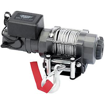 Draper 24443 Expert 1814Kg 12V Recovery Winch