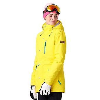 Snowboard Jackets For  Warm Mid-thigh
