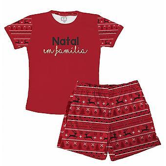 Zestaw świątecznych ubrań rodzinnych, zestaw piżamy dla dorosłych dzieci