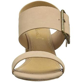 Splendid Womens Bo Leather Peep Toe Casual Slingback Sandals