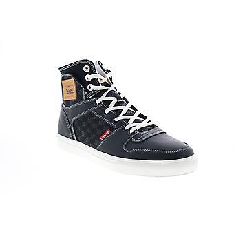 Levis Adult Mens 501 Mason Hi Mngrm Lifestyle Sneakers