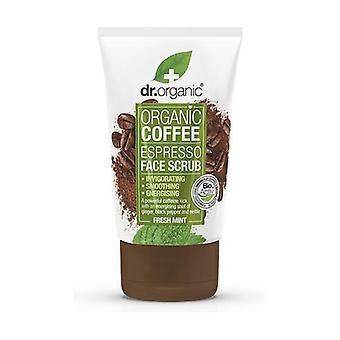 Organic Coffee Espresso Face Scrub 125 ml