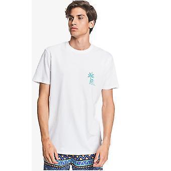 キクシルバー モーニング バード 半袖 T シャツ ホワイト