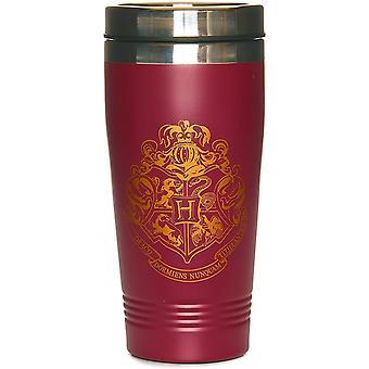 FengChun Thermobecher Hogwarts Wappen, Wappen, PP4256HPV2, blanco