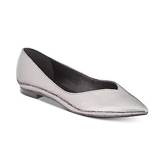 Marc Fisher Womens Analia Pointed-Toe Flats