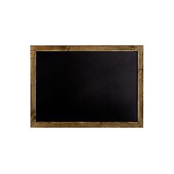 Träkant Blackboard 71 x 50 x 1 cm