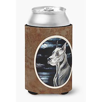Caroline's Treasures 7067Cc Grande danese Moonlight Can Or Bottle Hugger, Multicolor