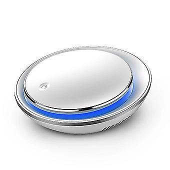 AUGIENB Car Air Purifier With 3 Million Negative Ion And Aromatherapy Filter Rgb Light Ultra Silent