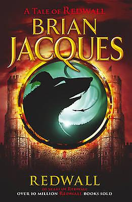 Redwall 9781862301382 by Brian Jacques