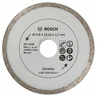 Bosch Accessories 2607019472 Diamond cutting disc Diameter 115 mm 1 pc(s)