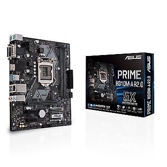ASUS PRIME H310M-A R2.0 carte mère LGA 1151 (Socket H4) Micro ATX Intel® H310